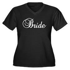 Bride Dark Plus Size T-Shirt
