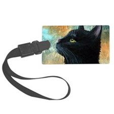 Cat 545 Luggage Tag