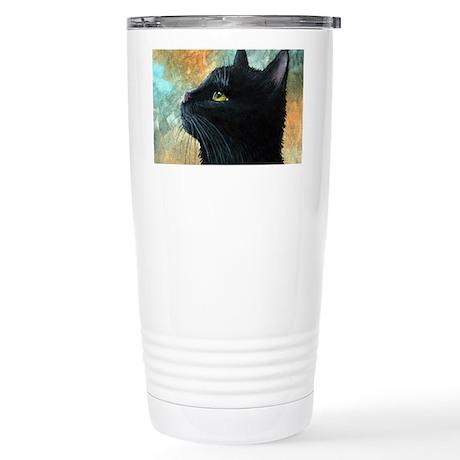 Cat 545 Stainless Steel Travel Mug