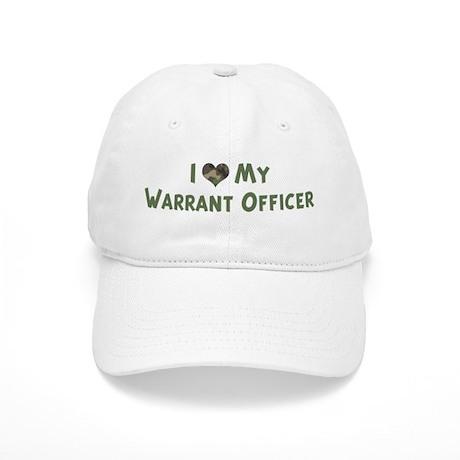 Warrant Officer: Love - camo Cap