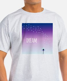 Dream and make a wish on a dandelion T-Shirt