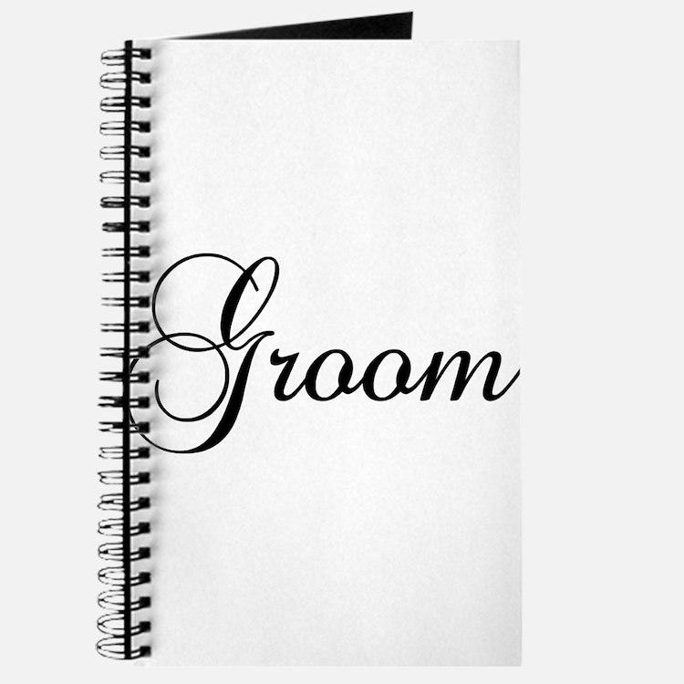 Groom Dark Journal