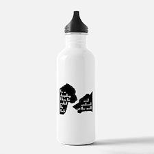 Im a Sheepdog Water Bottle
