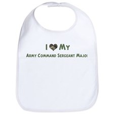 Army Command Sergeant Major:  Bib