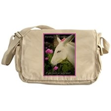 Pretty As A Picture Messenger Bag