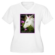 Pretty As A Picture Plus Size T-Shirt