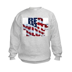 Flag colors Sweatshirt