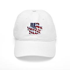 Flag colors Baseball Cap