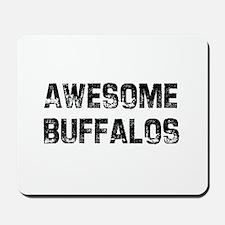 Awesome Buffalos Mousepad