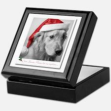 Santa, Let Me Explain Keepsake Box