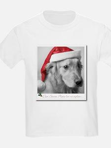 Santa, Let Me Explain Kids T-Shirt