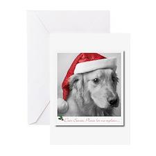 Santa, Let Me Explain Greeting Cards (Pk of 10