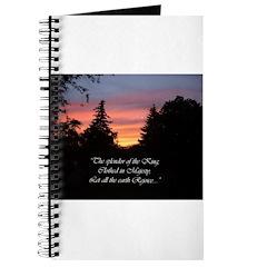 Sunset Splendor Journal