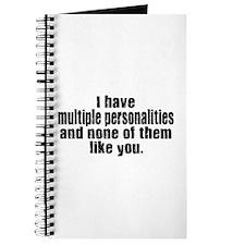 Multiple Personalities Journal