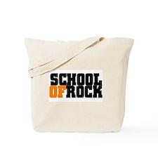 SCHOOLOFROCK Tote Bag