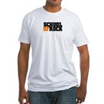 SCHOOLOFROCK Fitted T-Shirt