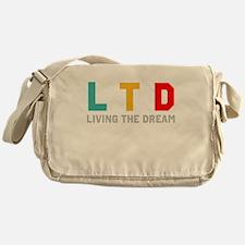 Cute Retirement party Messenger Bag