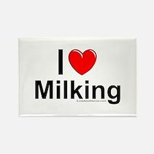 Milking Rectangle Magnet