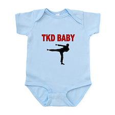 TKD BABY 2 Body Suit