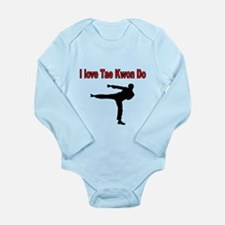 I love Tae Kwon Do Body Suit
