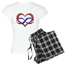 Polyamory Heart Pajamas