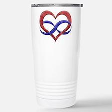 Polyamory Heart Travel Mug