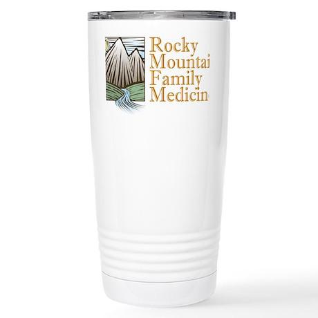 RMFM Stainless Steel Travel Mug