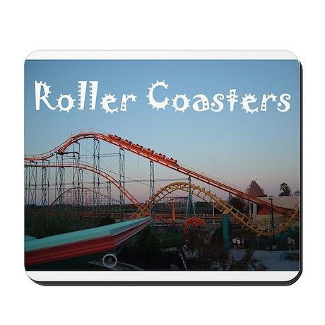 Sunset Coasters Mousepad