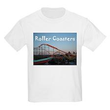 Sunset Coasters Kids T-Shirt