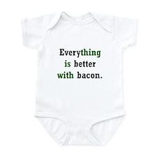Bacon Lover Infant Bodysuit