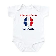 Giraud Family Infant Bodysuit