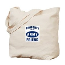 Property of my Friend Tote Bag