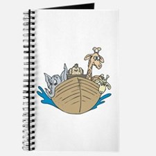 Cute Noah's Ark Design Journal