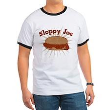 Sloppy Joe Ash Grey T-Shirt