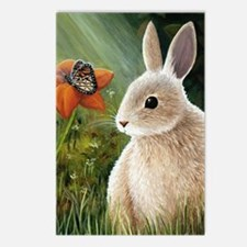 Hare 55 Postcards (Package of 8)