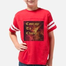 courage2change_2000x2000 Youth Football Shirt