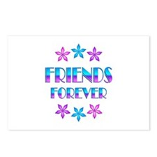 FRIENDS FOREVER Postcards (Package of 8)