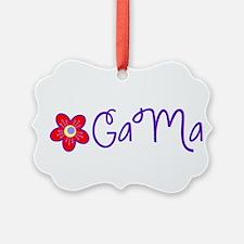 My Fun GaMa Ornament
