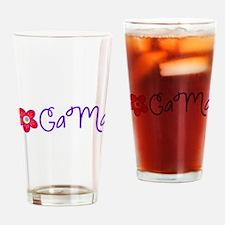My Fun GaMa Drinking Glass