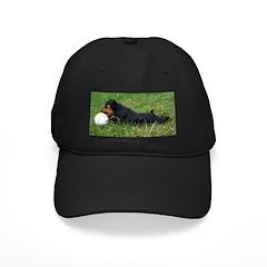 MIN PIN Black Cap
