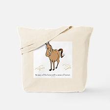 Sense of humor Tote Bag