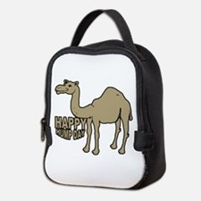 Camel happy hump day Neoprene Lunch Bag