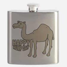 Camel happy hump day Flask