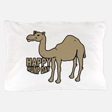 Camel happy hump day Pillow Case
