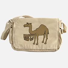 Camel happy hump day Messenger Bag