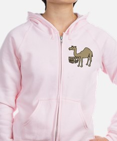Camel happy hump day Zip Hoodie