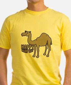 Camel happy hump day T