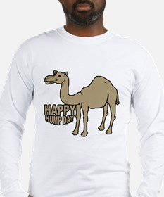 Camel happy hump day Long Sleeve T-Shirt