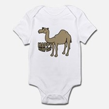 Camel happy hump day Infant Bodysuit