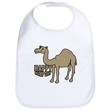 Camel happy hump day Bib